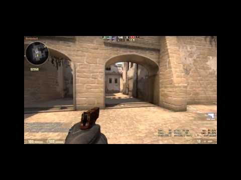 1HP Gaming: 1HP vs. Core Haven de_mirage