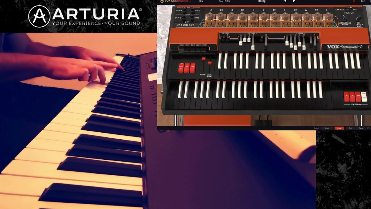 Arturia v collection 7 demo