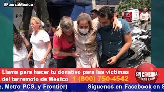 Da tristeza ver cómo se derrumban las cosas; Jojutla con gran necesidad en estos momentos: Juanita thumbnail