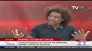 Morreu Oliver Mutukuze: vítima de doença, na capital Harare, depois de adoecer