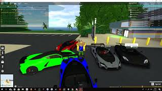 ROBLOX UD Checking out the New and Buying all cars in the New Update!!!