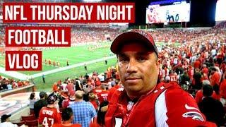 Thursday Night Football 🏈 Vlog | Falcons - Bucs