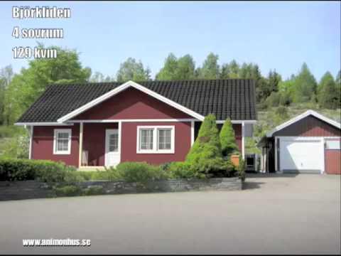 Bygga hus med Animonhus - Björkliden video
