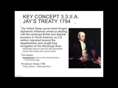 APUSH: Period 3 1754-1800 Washington's Administration 10/01/2015