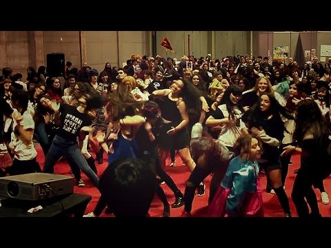 Chorus KPOP Dance Game Vista amplia 2017 zona Asian Club