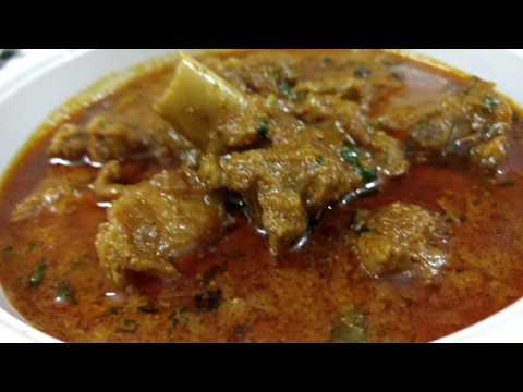 Muslim Style Mutton Korma Recipe - Mutton Korma- मटन कोरमा