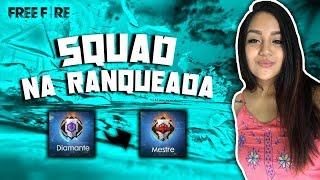 FREE FIRE ~ TREINANDO RANQUEADA PELO PC  🔥