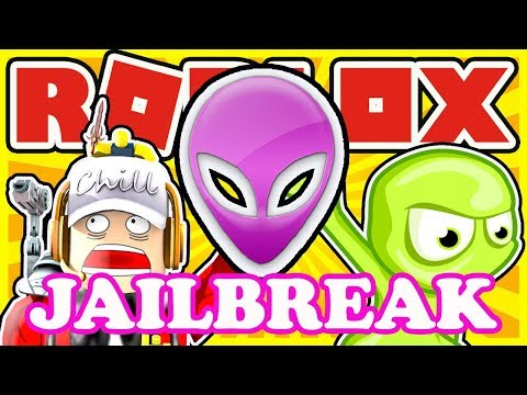 Roblox Live Stream - Aliens in JAILBREAK?!  Does Dropping Cash Attract Aliens? - Let's Find Out!