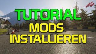 Mods installieren | Assetto Corsa [HD] Autos, Strecken, Skins, Setups