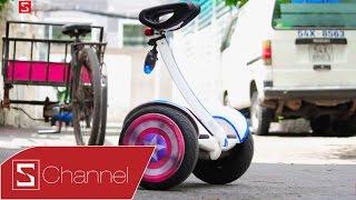 Schannel - Dùng thử xe điện tự cân bằng Xiaomi Ninebot: Thay đổi cách di chuyển trong tầm ngắn