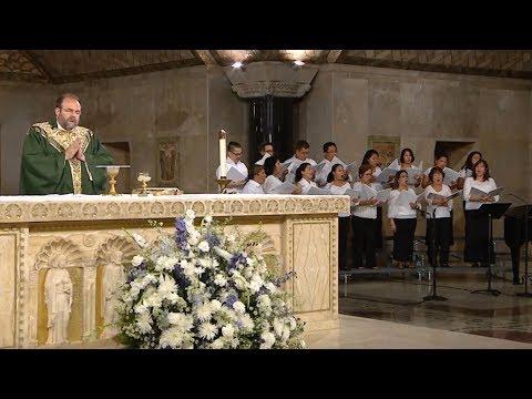 The Sunday Mass - 28th Sunday Ordinary Time - October 15, 2017