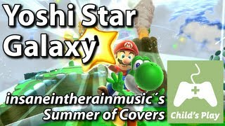 Yoshi Star Galaxy - Super Mario Galaxy 2 | Funk Cover