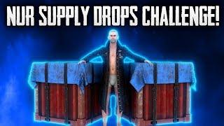 NUR SUPPLY DROPS CHALLENGE? 🎁   PUBG