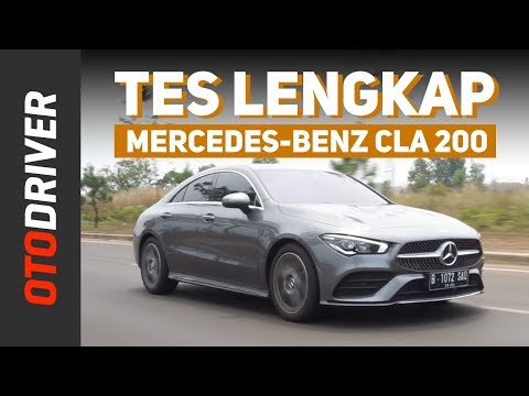 Mercedes-Benz CLA 200 2019 Review Indonesia | OtoDriver