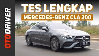 Download lagu Mercedes-Benz CLA 200 2019 Review Indonesia | OtoDriver