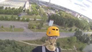 Прыжки с верёвкой в Бобруйске 13 августа Оля Майзус(, 2016-08-20T11:04:15.000Z)