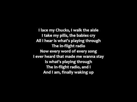 Jack's Mannequin - Bruised (Acoustic) Lyrics
