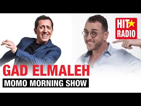 MOMO MORNING SHOW - GAD ELMALEH - 22.12.2020