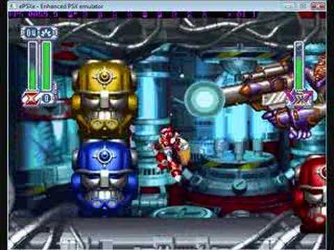 Megaman X4 - Final Boss