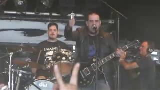 Nails - Friend To All (live at Hellfest 2017)