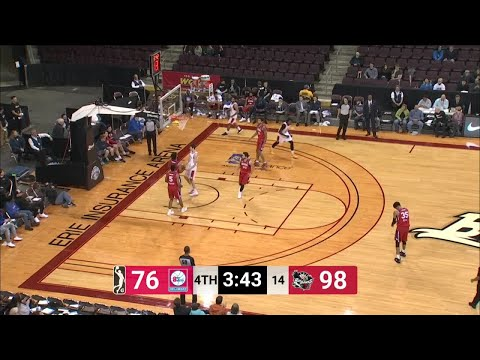 Nicolas Brussino (14 points) Game Highlights vs. Delaware 87ers