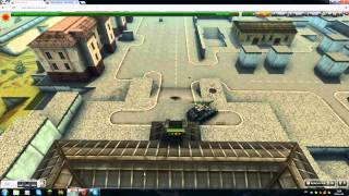 Tanki online-parkour level 3[№5]