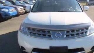 2006 Nissan Murano Used Cars Uniontown PA