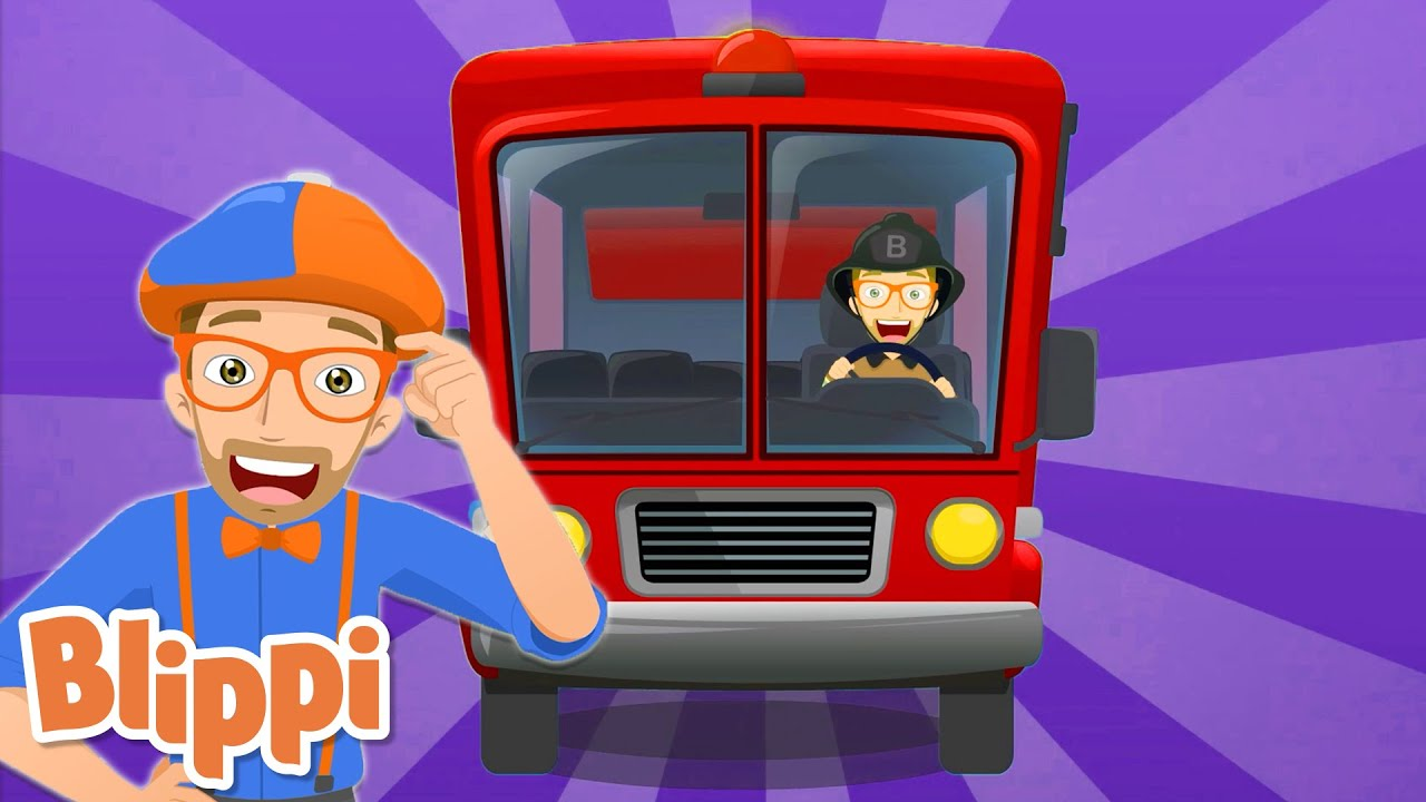 Blippi | Fire Truck Song | Educational Videos for Toddlers ...