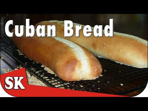 HOW TO MAKE CUBAN BREAD
