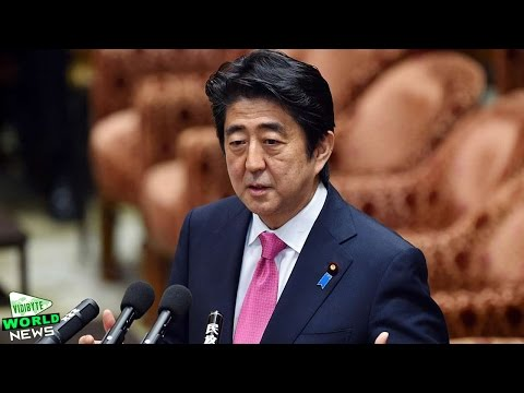 Shinzo Abe Calls for 'Amicable' and 'Stable' China Relationship