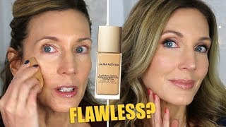 Foundation Friday Over 50 | Laura Mercier Flawless Lumiere Radiance Perfecting Foundation!