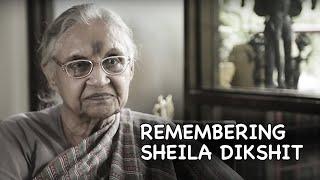 Remembering Sheila Dikshit: 3-time Delhi CM, Governor, Congress leader