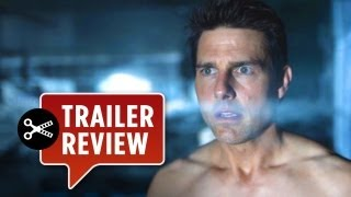 Instant Trailer Review - Oblivion TRAILER 2 (2013) - Tom Cruise, Morgan Freeman Sci-Fi Movie HD