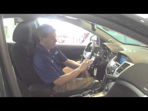 Chevy MyLink: Pairing The Chevy Cruze Bluetooth