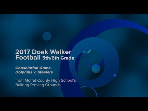 2017 Doak Walker Football Consolation - HD