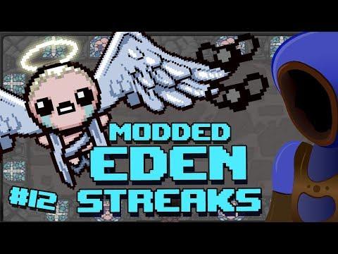 BEST MODDED FLY ITEM! :: Modded Isaac: Eden Streaking :: 12