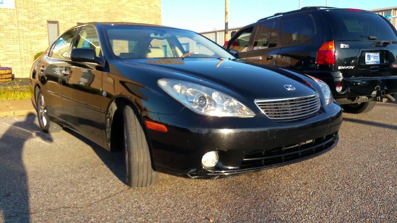 2006 Lexus ES 330 Black Diamond Edition For Sale