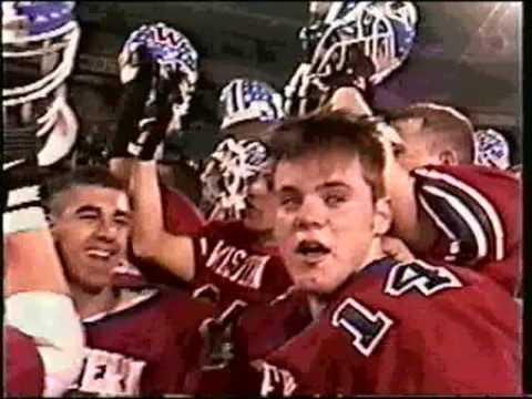 WLW 1996 Football Season Highlight Video 1