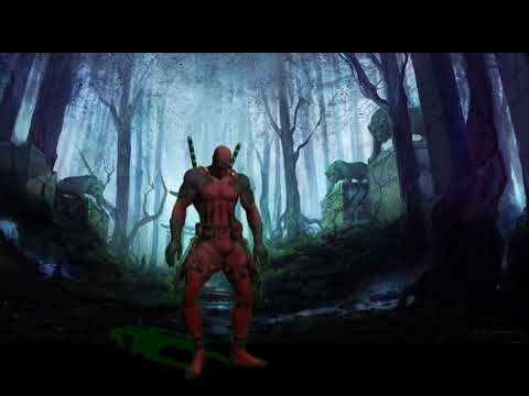 "Deadpool Dancing to ""Money"" by Rujay! - Dead Pool Funny Dance - CGI Fun - Marvel Comics"
