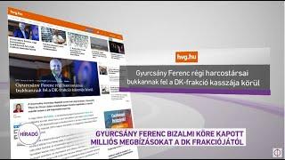 Gyurcsány Ferenc bizalmi köre kapott milliós megbízásokat a DK frakciójától
