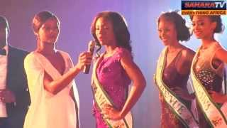 Miss Nigeria 2015 Grand Finale Video Highlights