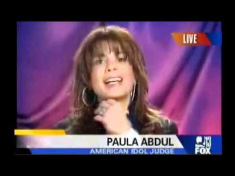 Paula abdul alcoholic