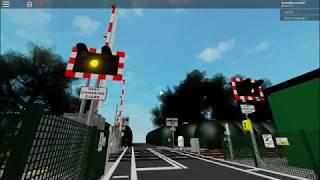 ROBLOX | Stonegrove Level Crossing (17.07.2019)