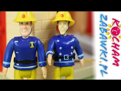 Egzaminy strażackie – Strażak Sam – Bajki dla dzieci