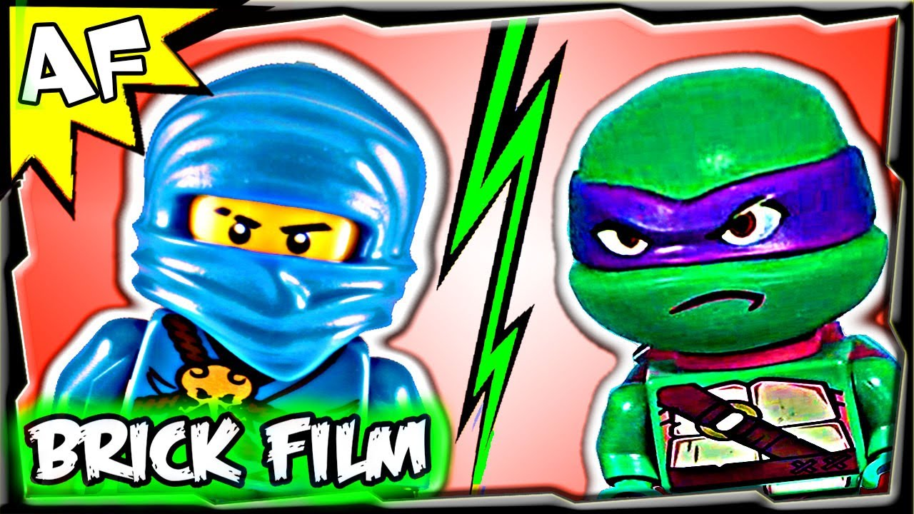 Ninjago jay vs donatello tmnt lego battle 2 alternate - Ninjago vs ninjago ...