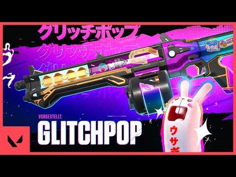 Glitchpop! Glitchpop! Glitchpop! // Skin-Enthüllungstrailer – VALORANT