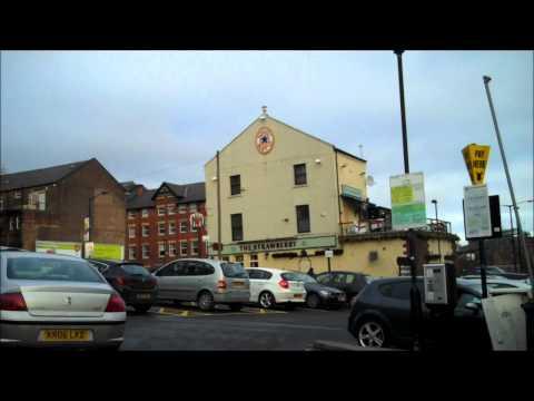Get Carter film locations : St. James