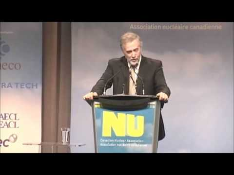 CNA2012: Dr. Bob Walker, Innovative Science and Technology for a Strong Nuclear Industry