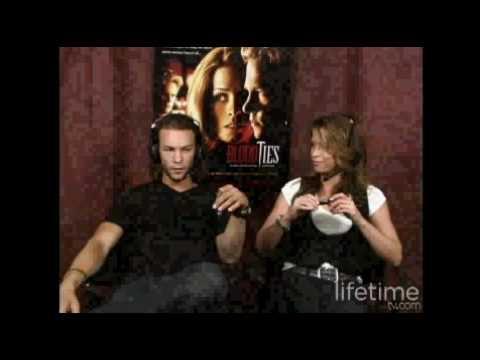 Christina Cox and Kyle Schmid 2