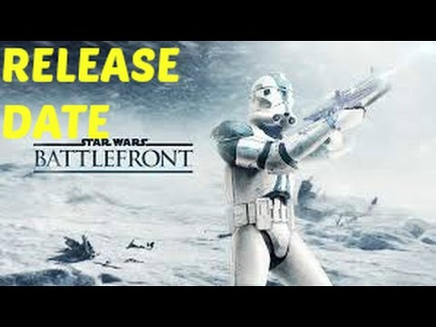 Star wars Battlefront 3 Release Date Battlefield Hardline and BF5 Release Dates - YouTube
